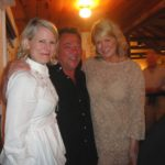 Margaret, Mike Ruggelo, Martha Stewart - Aug 17
