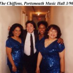The Chiffons and Mike Ruggelo
