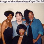 The Marvelettes and Mike Ruggelo