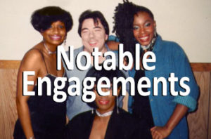 JumpStreet Band Notable Engagements